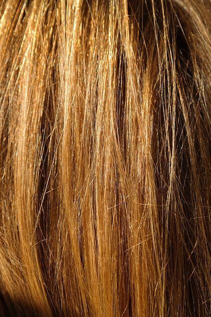 Haare Styles Herbsttrend Kraftige Farben