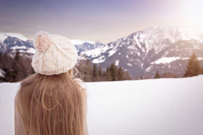 Haarpflege im Winter - darauf sollten Sie achten