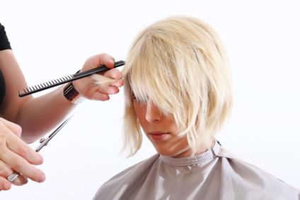 Haare ausdünnen lange Lange Dicke